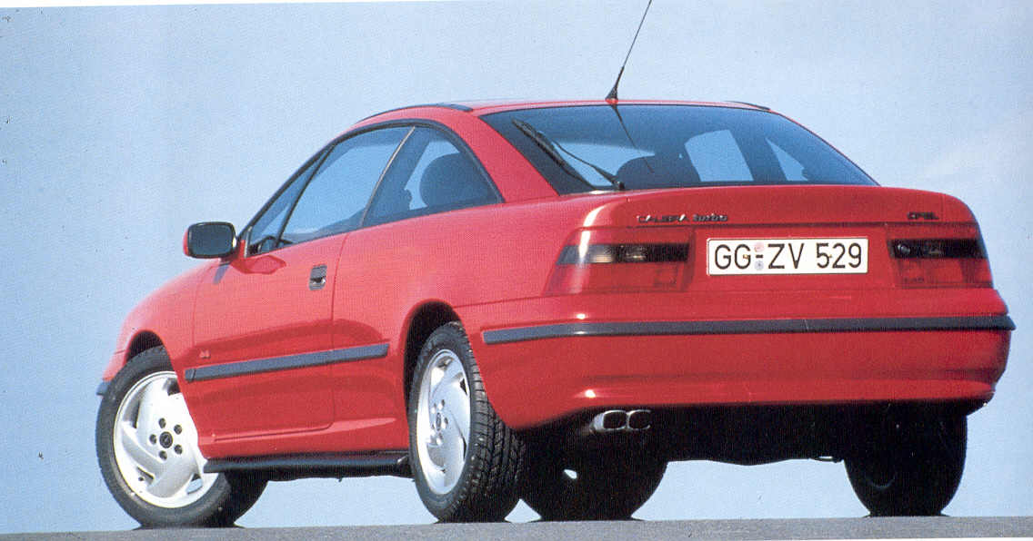 Elegant Vauxhall Had In Fact Only Recently Left The Coupe Scene In 1988 With The  Long Running And Well Thought Of Opel Manta Coupe And Sport Hatch. Great Pictures
