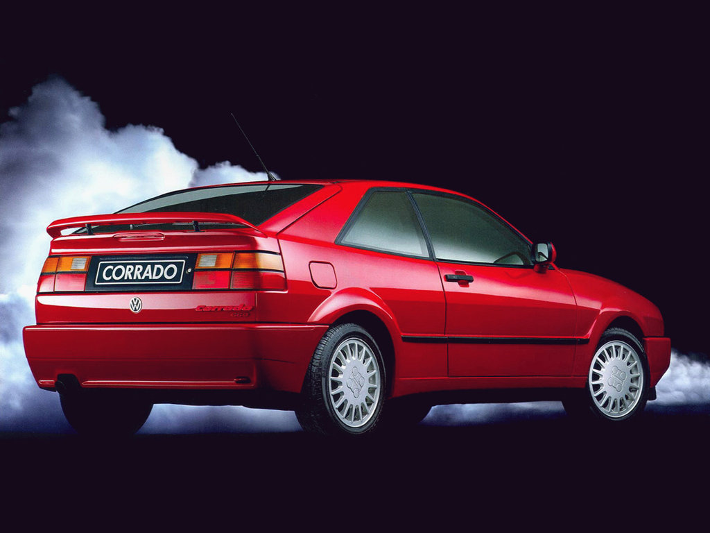 Vw Corrado 1 8i 16v G60 Aktiv Performance